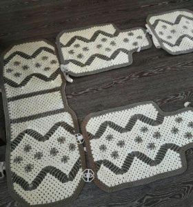 Продам чехлы вязанные