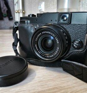 Фотоаппарат fujifilm X-10