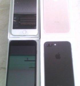 Телефон Apple iPhne 7 Plus