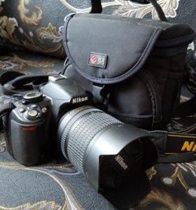 D3100 18-105 VR Kit