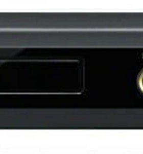 DVD Плеер Sony DVP-SR550K + 2 микрофона