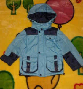Куртка рост 98- 104