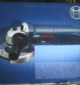Ушм 125 BOSCH GWS 850 CE 850W