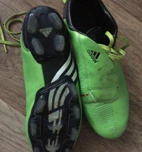 Бутсы adidas f30 44 размер