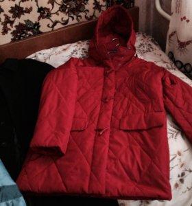 Куртка новая демисезонная