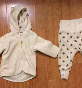 Одежда на малыша 68-80 см
