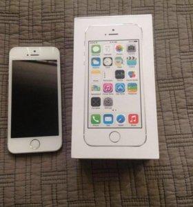 iPhone 5s не восстановлений