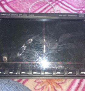 Магнитола original car audio c6000