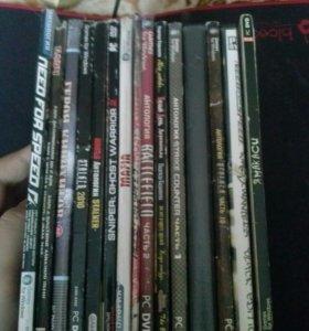 14 дисков на ПК за шт!!!