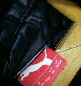 Фирменная курточка puma