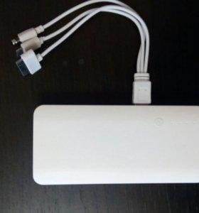 Внешний аккумулятор к любому смартфону, планшету