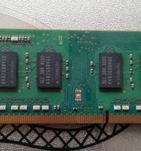 Модуль памяти для ноута DDR3 2GB