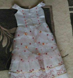 Платье вечернее детское