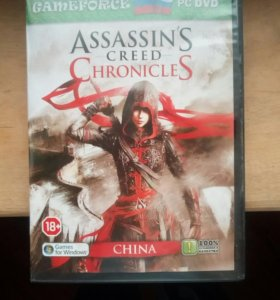 Игра для пк - Assassin's Creed Chronicles