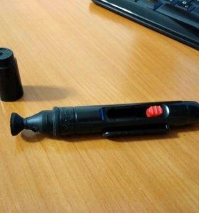 Карандаш для очистки оптики.