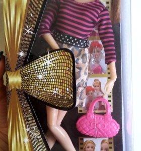 Барби кукла Элиза новая шарнирная