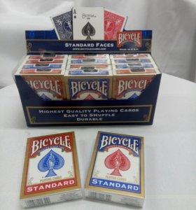 Игральные карты Bicycle стандарт
