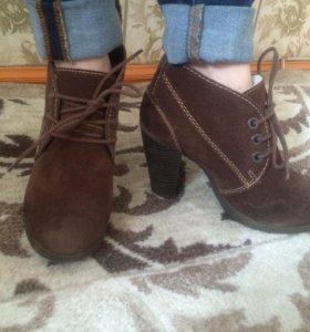 Зимние ботинки Marco Tozzi
