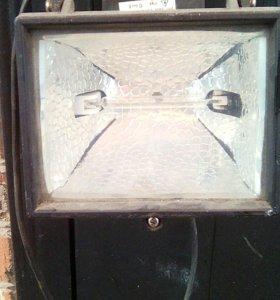 Светильники с лампами КГ