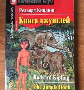 Английская книга с переводом