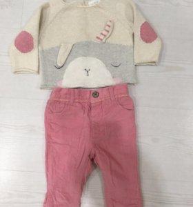 Комплект NEXT (штаны+кофта)