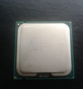 Процессор Intel Core 2 duo E 7500