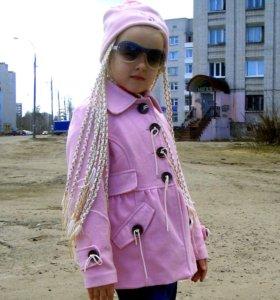 Куртка на весну 5-6 лет