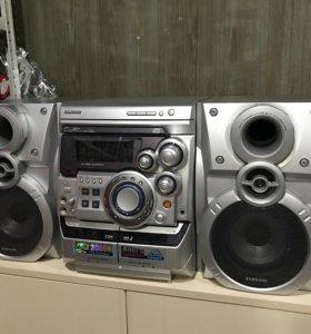 Музыкальный центр samsung max wb630