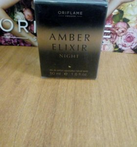 Парфюм.Орифлейм.AMBER ELIXIR NIGHT