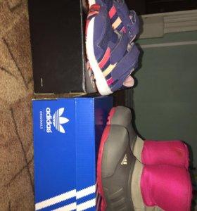 Обувь adidas для девочки