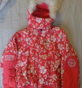 Весене-осенняя куртка ПлюсМинус