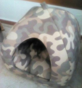 Домик для собачки или кошечки.