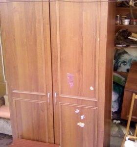 Шкаф платинный