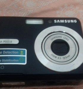 Продам фотоаппарат Samsung s860