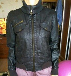 Куртка из кож. зам.