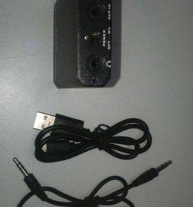 Усилитель для наушников AMP BORN FEVER XU09
