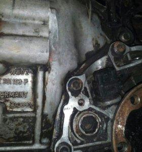 Audi МКПП