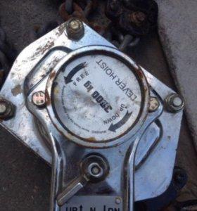 Таль ручная цепная GS sb-c lever hoist 3000 кг