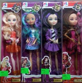 Куклы эвэр афтер хай новые шарнирные