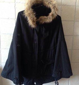 Куртка-пончо