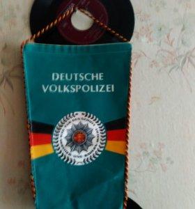 Полицейский Вымпел ГДР: Немецкая народная Полиция
