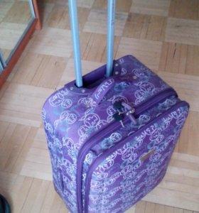 lulucastagnette чемодан сумка