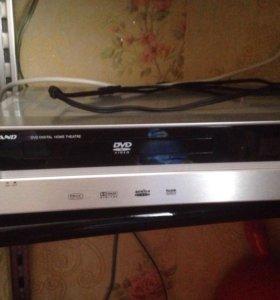 Рессивер с DVD
