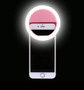 Лампа для селфи/кольцевой свет