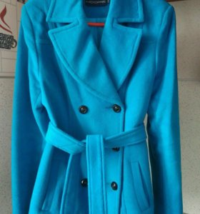 Пальто демисезонное, размер 44