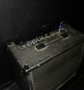 Комбо усилитель для бас гитары