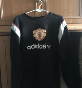 Толстовка Adidas MUFC