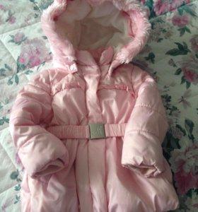 Тёплая курточка Mayoral