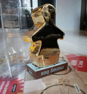 Копилка J-me Оскар (золото)