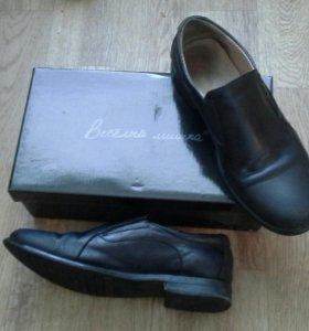 Туфли (ботинки) 38 р-р